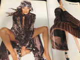 VOGUE GERMANY Magazine October 1994 NAOMI CAMPBELL Beri Smither PHOEBE O'BRIEN