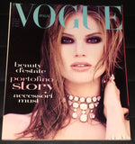 VOGUE Italia Magazine June 1992 MEGHAN DOUGLAS Naomi Campbell CINDY CRAWFORD
