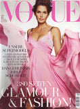 VOGUE Germany Magazine 2007 CINDY CRAWFORD Helena Christensen STEPHANIE SEYMOUR