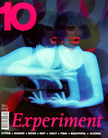 10 Ten Magazine Fall 2006 KIERA GORMLEY Behati Prinsloo ALISON NIX Lonneke Engel
