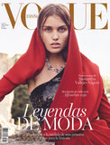 VOGUE Spain Magazine December 2017 LUNA BIJL Guinevere Van Seenus VANESSA AXENTE