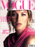 VOGUE Germany Magazine August 2006 GISELE BUNDCHEN Shannan Click MARIA DVIRNIK