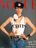 VOGUE Italia Magazine May 1992 KRISTEN MCMENAMY Helena Christensen TURLINGTON Carre Otis