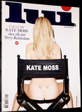LUI Magazine #5 March 2014 KATE MOSS Terry Richardson SAHARA RAY Purienne English Text