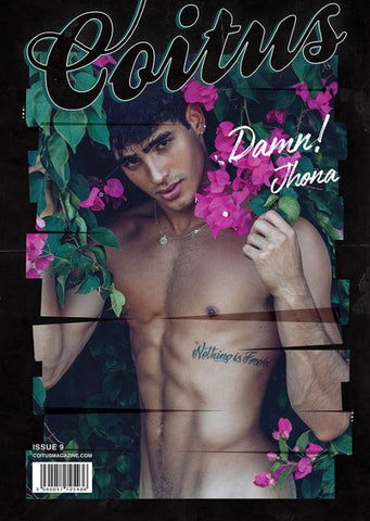 Coitus Magazine #9 JHONATTAN BURJACK Jordan James AIDAN WALSH Youth Male Models