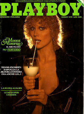 PLAYBOY Magazine May 1979 Minnie Minoprio ANGELA COVELLO Pamela Prati PATTI MCGUIRE