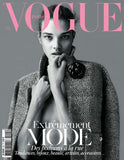 VOGUE Paris Magazine March 2012 NATALIA VODIANOVA Cindy Sherman KARMEN PEDARU