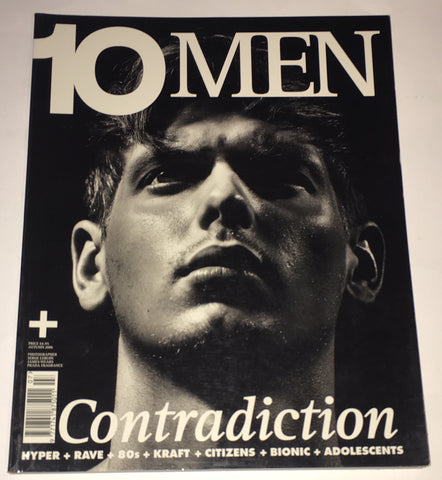 10 Ten Men Magazine Fall 2006 JAMES NEATE Jake Fuller JARROD BRANCH Ryan Schira