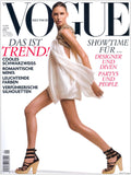 VOGUE Germany Magazine January 2007 EUGENIA VOLODINA Trish Goff RACHEL ALEXANDER