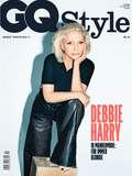 GQ Style Germany Magazine 2016 DEBBIE HARRY Blondie CLEMENT CHABERNAUD Ashton Kutcher