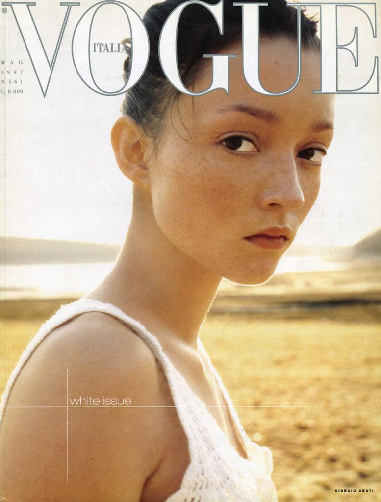 VOGUE Italia Magazine May 1997 AUDREY MARNAY Amy Wesson STELLA TENNANT Tanga Moreau
