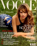 VOGUE Spain Magazine 2004 SUSAN ELDRIDGE Veronica Blume ALANA ZIMMER