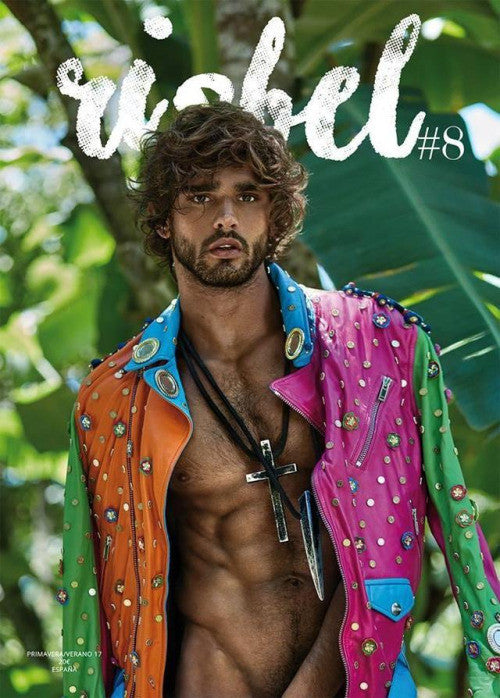 MARLON TEIXEIRA Filip Hrivnak MAN FASHION Book Magazine 2017 Secret Paradise