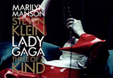 CANDY Magazine Issue 7 MARILYN MANSON Lady Gaga Winter 2013 JANIS ANCENS Giampaolo Sgura