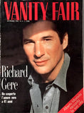 VANITY Fair Magazine 1990 RICHARD GERE Sophia Loren ALICE SPRINGS Warren Beatty