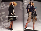 FLAIR Italia Magazine August 2004 ERIN WASSON Liya Kebede HEATHER MARKS