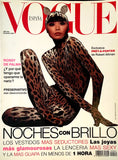 VOGUE Spain Magazine December 1994 IRINA PANTAEVA Diane Kruger NEIL KIRK