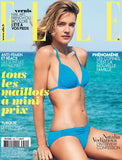 ELLE France Magazine June 2013 NATALIA VODIANOVA Camille Rowe
