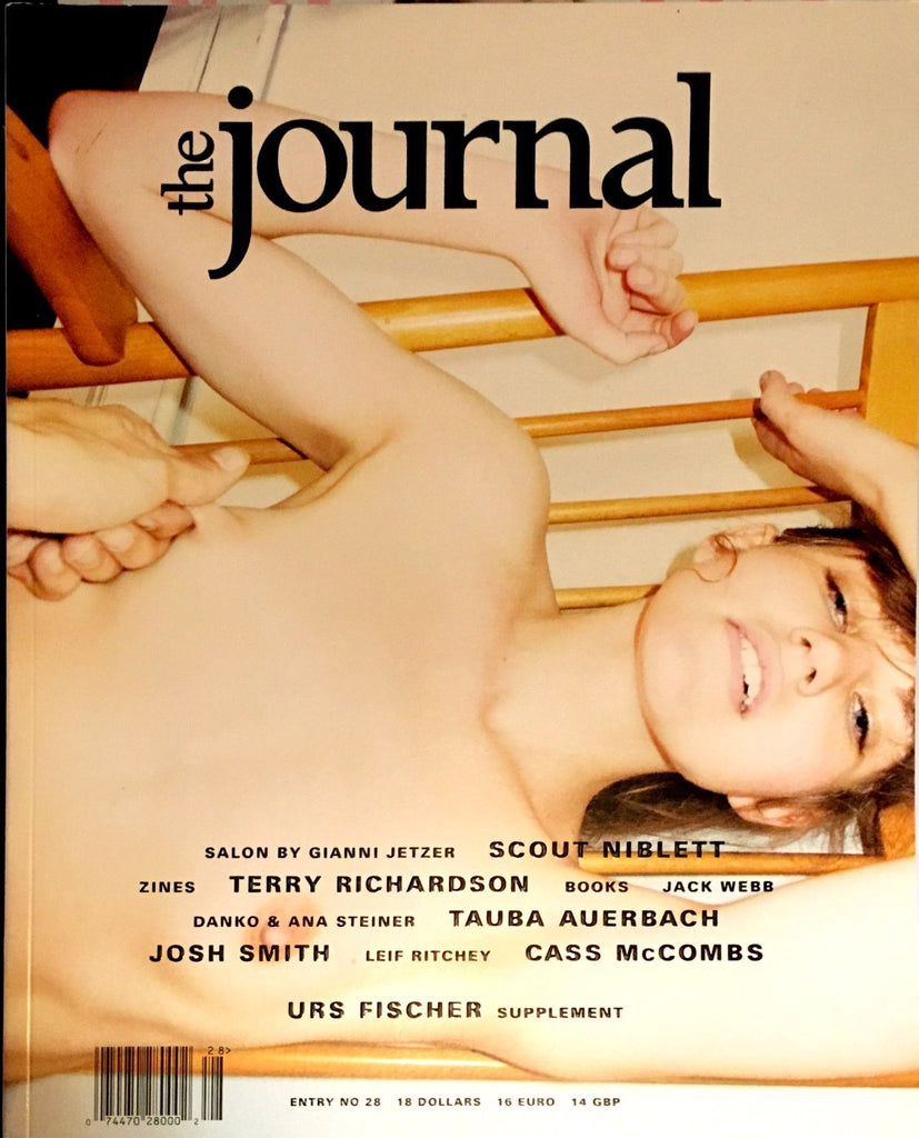 THE JOURNAL Magazine 28 TERRY RICHARDSON Amanda Rose URS FISCHER Hannelore Knuts