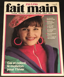 Fait Main Magazine February 1989 HELENA CHRISTENSEN