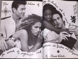 BRUCE WEBER 36 pages THE Return of Nicky Ballantine L'UOMO VOGUE Magazine
