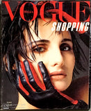 VOGUE Italia SHOPPING Magazine December 1983 PELZ Fur ISABELLE TOWNSEND