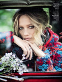 GLAMOUR Italia September 2015 MICHELLE BUSWELL Edie Campbell MARGARYTA SECHYLO Sarah Gadon