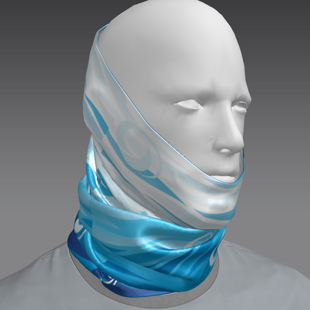 SailFast Apparel, LLC Accessories Buff Neck Gaiter