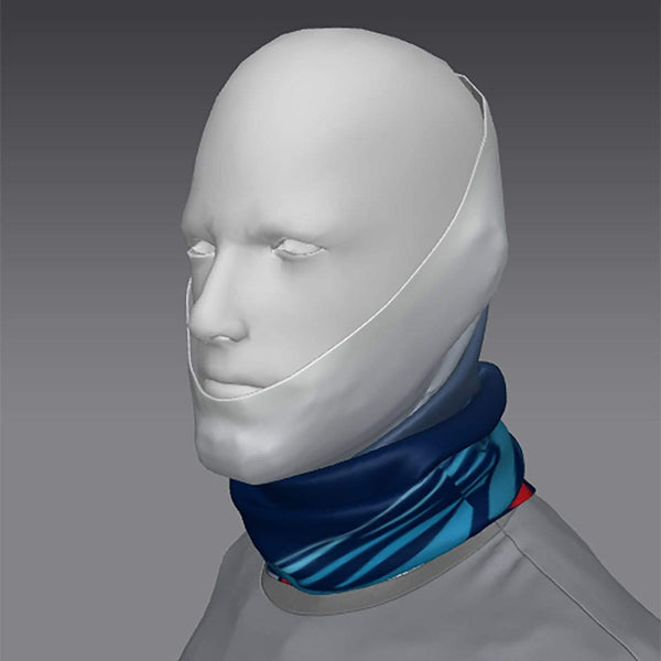 SailFast Apparel, LLC Buff 'Wave' - Buff - Neck Gaiter - Face Mask