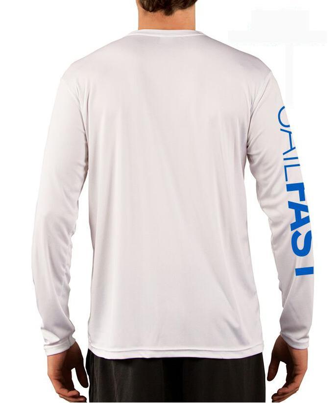 SailFast Apparel, LLC 'Grinder' Men's Performance Sailing Shirt