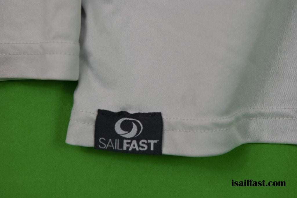 SailFast Apparel, LLC Performance Shirt 'Boundary' Men's Performance Sailing Shirt