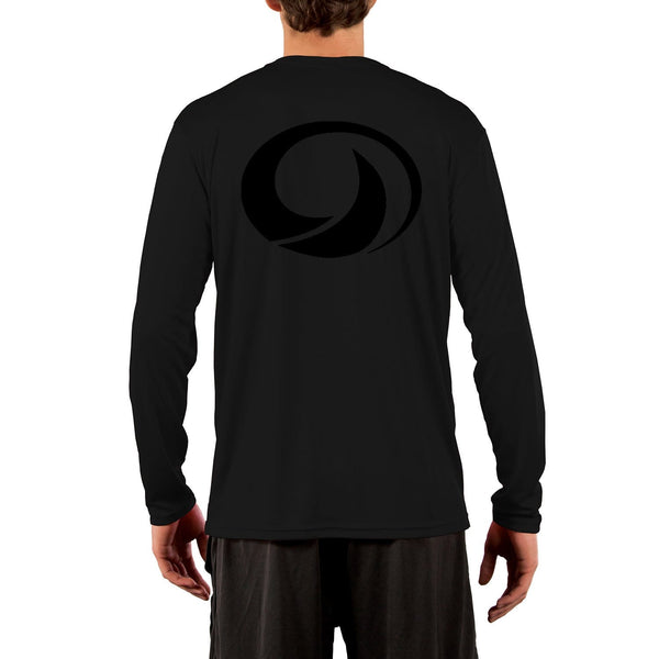 SailFast Apparel, LLC Performance Shirt Large / Carbon 'Rigger' (3-Colors) Men's Performance Sailing Shirt