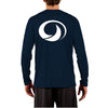 SailFast Apparel, LLC Performance Shirt Medium / Navy Blue 'Rigger' (3-Colors) Men's Performance Sailing Shirt