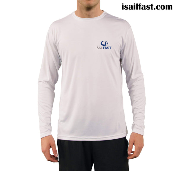 SailFast Apparel, LLC Performance Shirt 'Rigger' (3-Colors) Men's Performance Sailing Shirt