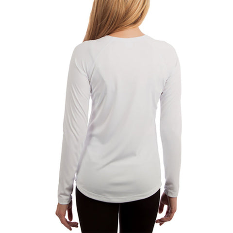 SailFast Apparel, LLC Performance Shirt 'Tempest' - Women's Performance Tech Shirt - UPF 50+