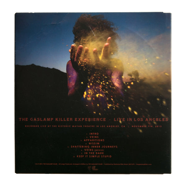 GLK - EXPERIENCE: LIVE IN LOS ANGELES CD