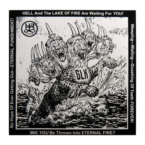 GLK - HELL & THE LAKE OF FIRE MIX CD