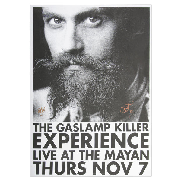 GLK - EXPERIENCE POSTER [SIGNED]