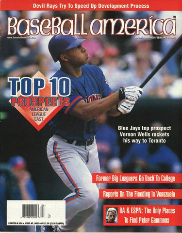 (20000102) Top 10 Prospects American League East
