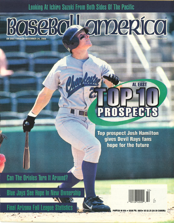 (20001202) Top 10 Prospects American League East