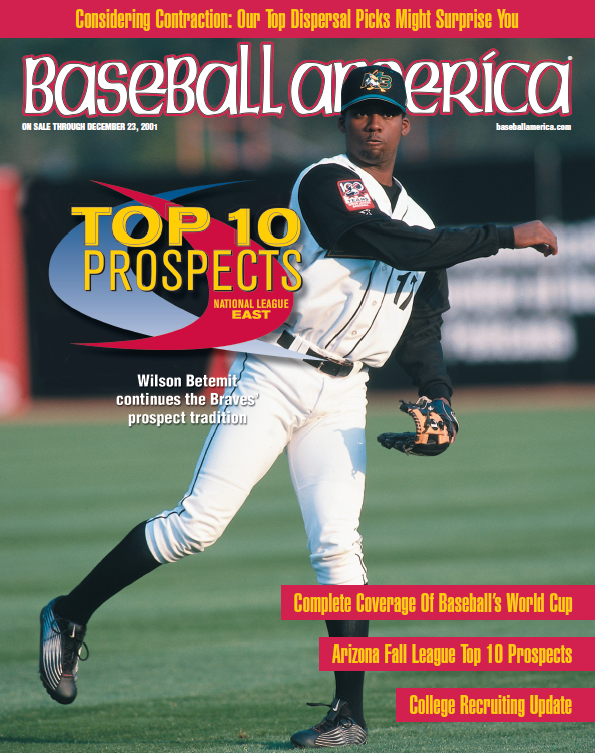 (20011202) Top 10 Prospects National League East