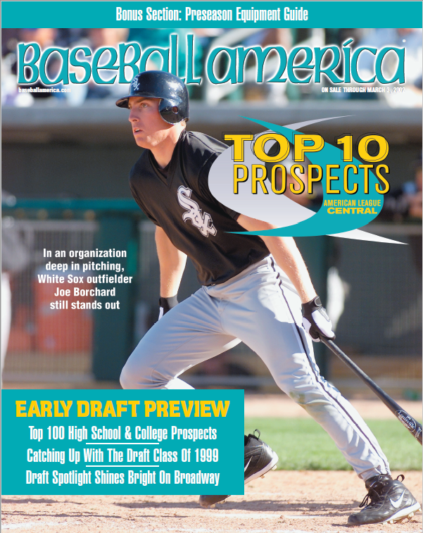 Baseball America Top 100 Prospects 2020.20020202 Top 10 Prospects American League Central