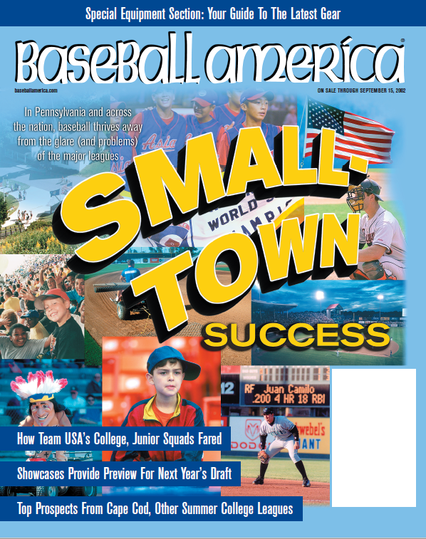 (20020901) Small Town Success