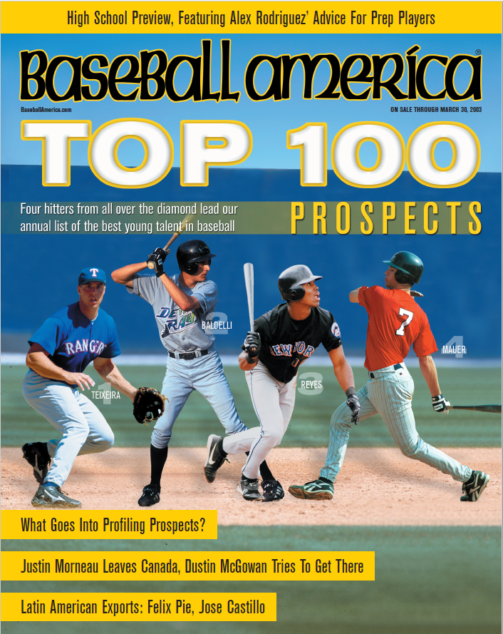 (20030302) Top 100 Prospects