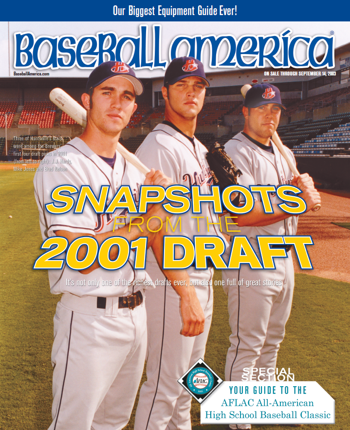 (20030901) Snapshots From The 2001 Draft