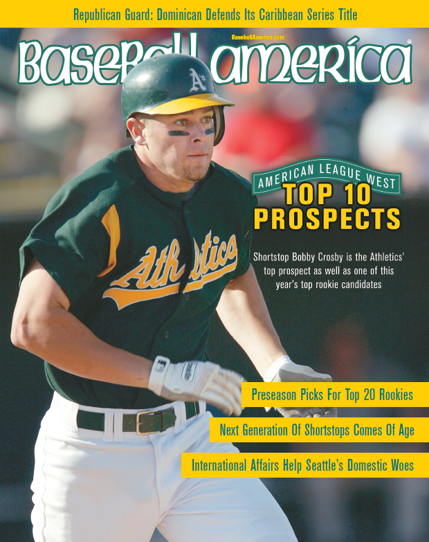 (20040301) Top 10 Prospects American League West