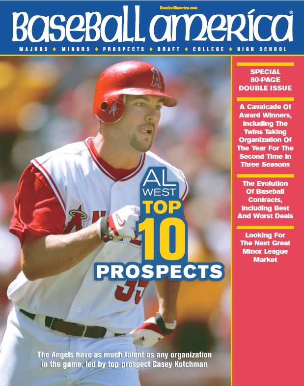 (20041202) Top 10 Prospects American League West