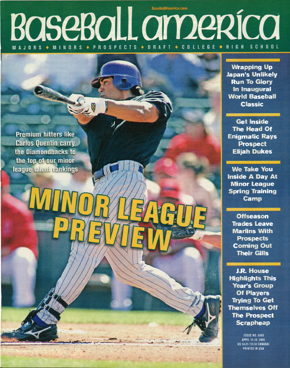 (20060402) Minor League Preview