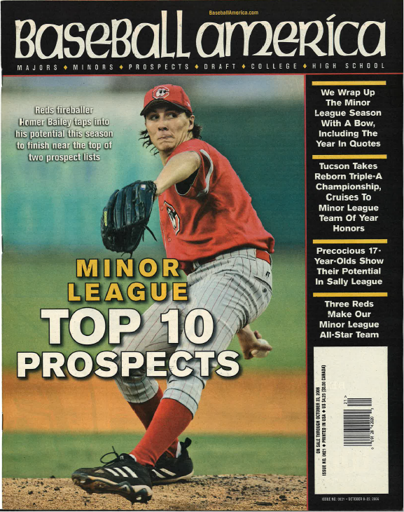 (20061002) Minor League Top 10 Prospects