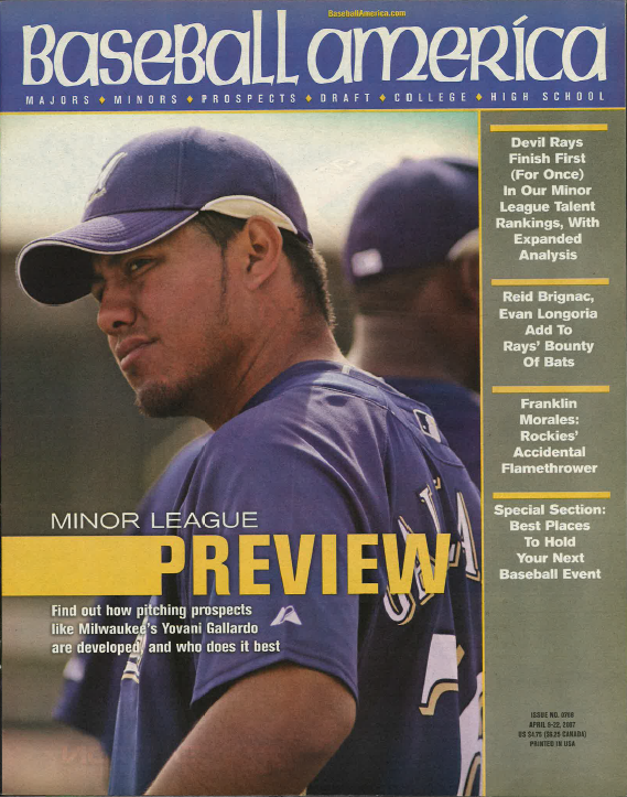 (20070401) Minor League Preview